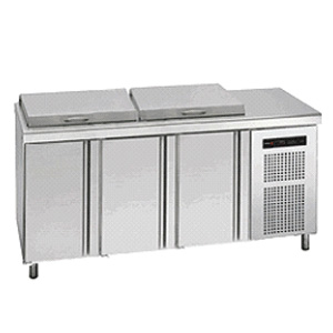Refrigerated Salad Counters